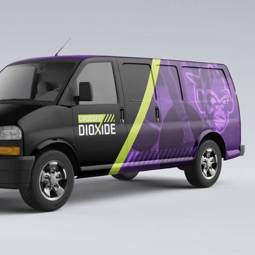 Crossfit Dioxide Truck Design